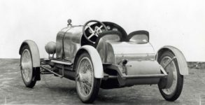 1917 DISBROW Special 9.5″×5.75″ photo GC Left side rear
