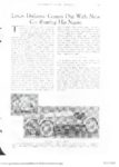 1917 ca. DISBROW Louis Disbrow Comes Out With New Car Bearing His Name AUTOMOBILE TRADE JOURNAL xerox GC page 237