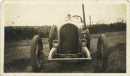 1921 ca. DISBROW Louis Disbrow SPECIAL front 4″×2.5″ GC snapshot 2