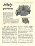 1922 LEXINGTON The Miraculous Ansted Engine 8.5″×11″ page 1