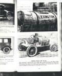 1922 ca. LEXINGTON racer Pikes Peak page 179