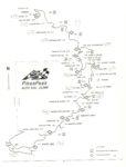Pikes Peak AUTO HILL CLIMB Route 8.5″×11″ GC xerox