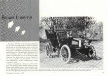 1969 11 12 Minnesota's Big Brown Luverne by Harold E. Glover ANTIQUE AUTOMOBILE November-December 1969 11″×8.5″ page 25