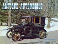 1969 11 12 ANTIQUE AUTOMOBILE November-December 1969 11″×8.5″ Front cover