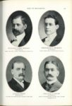 1902 WILLIAM JAMES MURPHY Minneapolis MEN OF MINNESOTA 1902 6″×8.5″ page 317