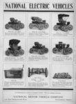 1903 5 7 National Electrics MOTOR AGE