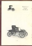 1903 Waverley ELECTRIC VEHICLES POPE MOTOR CAR COMPANY 5.25″x7.75″ page 16