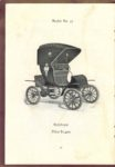 1903 Waverley ELECTRIC VEHICLES POPE MOTOR CAR COMPANY 5.25″x7.75″ page 18