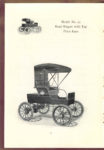 1903 Waverley ELECTRIC VEHICLES POPE MOTOR CAR COMPANY 5.25″×7.75″ page 8