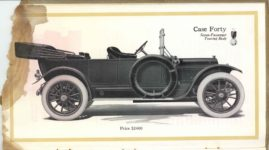 1913 CASE Automobiles Nineteen Thirteen 5.75″×10″ page 10