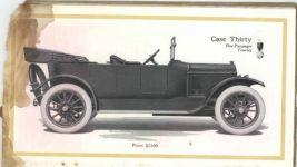 1913 CASE Automobiles Nineteen Thirteen 5.75″×10″ page 26