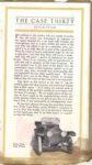 1913 CASE Automobiles Nineteen Thirteen 5.75″×10″ page 27