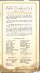 1913 CASE Automobiles Nineteen Thirteen 5.75″×10″ page 39