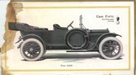 1913 CASE Automobiles Nineteen Thirteen 5.75″×10″ page 6