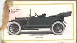 1913 CASE Automobiles Nineteen Thirteen 5.75″×10″ page 8