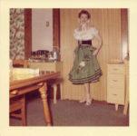 1951 ca Fern Dale, born 1917 snapshot 3.5'×3.5″