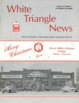 1992 11 12 White Triangle News NOVEMBER-DECEMBER 1992 8.5″×11″ Front cover