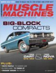 2017 8 Jagersberger HEMMINGS MUSCLE MACHINES August 2017 8.5″×11″ Front cover