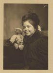 1900 ca. Charlotte Murphy SWEET photo 4.75″×7″