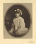 1910 ca. maybe Charlotte Murphy 6.5″×8″