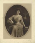 1910 ca. Charlotte Murphy 10″×12″