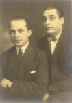 1915 ca. Presumably Paul and Kingsley Murphy The Miller Studios Minneapolis 9″×13″