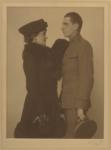 1917 ca. Mrs. Murphy and son Kingsley  Edward F. Foley photo 383 FIFTH AVE NY 8″×10.75″