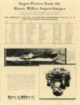 1929 ca. 620 HARRY MILLER MODEL 620 repro 8.5″×11″ back