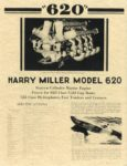 1929 ca. 620 HARRY MILLER MODEL 620 repro 8.5″×11″ front
