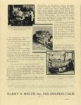 1929 ca. Harry Miller Engines and Cars How Harry Miller Engines ARE BUILT repro 8.5″×11″ page 4