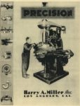 1929 ca. Harry Miller Engines and Cars How Harry Miller Engines ARE BUILT repro 8.5″×11″ page 5