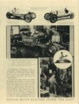 1929 ca. Harry Miller Engines and Cars How Harry Miller Engines ARE BUILT repro 8.5″×11″ page 7