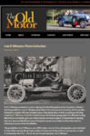 1909 ca. Chalmers-Detroit Ivan P. Wheaton Photo Collection The Old Motor Nov 3, 2011 page 1