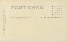 1909 ca. RENAULT WINNER 100 MILE RACETIME 72-56 1/4 RPPC back