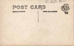 1910 ca. SPEEDWAY EARLY AUTO RACING AMPLEX eBay RPPC back
