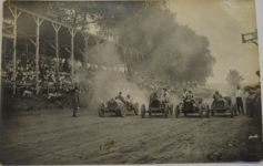 1910 ca. Vintage Race eBay postcard front