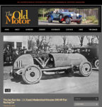 1912 Case Jay-Eye-See J. I. Case's Modernized Monster 290 HP Flat Racing Car The Old Motor Feb 24, 2016 page 1