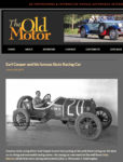 1912 Stutz Earl Cooper and his famous Stutz Racing Car The Old Motor Jan 20, 2013 page 1