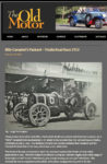 1913 Packard Billy Campbell's Packard – Visalia Road Race 1913 The Old Motor Feb 15, 2012 page 1