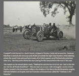 1913 Packard Billy Campbell's Packard – Visalia Road Race 1913 The Old Motor Feb 15, 2012 page 2