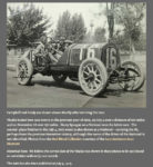 1913 Packard Billy Campbell's Packard – Visalia Road Race 1913 The Old Motor Feb 15, 2012 page 3