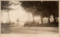 1915 ca. SPEEDWAY EARLY AUTO RACING eBay RPPC front