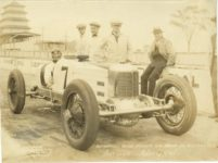 1927 Dave Lewis Miller Special IMS 21006 Kirkpatrick Studio Indianapolis IND 9.5″×7″ photo front