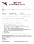 Ragtime Racers Flyer 2019 3 entry application