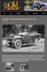 Stutz The Car That Made Good in a Day Part 1 The Old Motor June 10, 2014 page 1