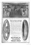 1913 1 11 Collier's Weekly REPUBLIC STAGGARD TREAD TIRES Google Books page 41