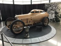 2019 3 2 1917 Golden Submarine Barney Oldfield STEP BACK IN TIME Boyle Racing Indianapolis, IND