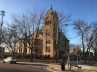 2019 3 22 Waseca, MN County Courthouse 1896