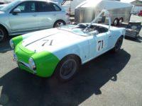 2019 4 14 1957 ALFA ROMEO Giulietta Spider Sonoma left