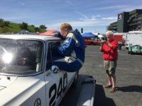 2019 4 14 1967 ALFA Guila Dan Farmer driver Sonoma Raceway